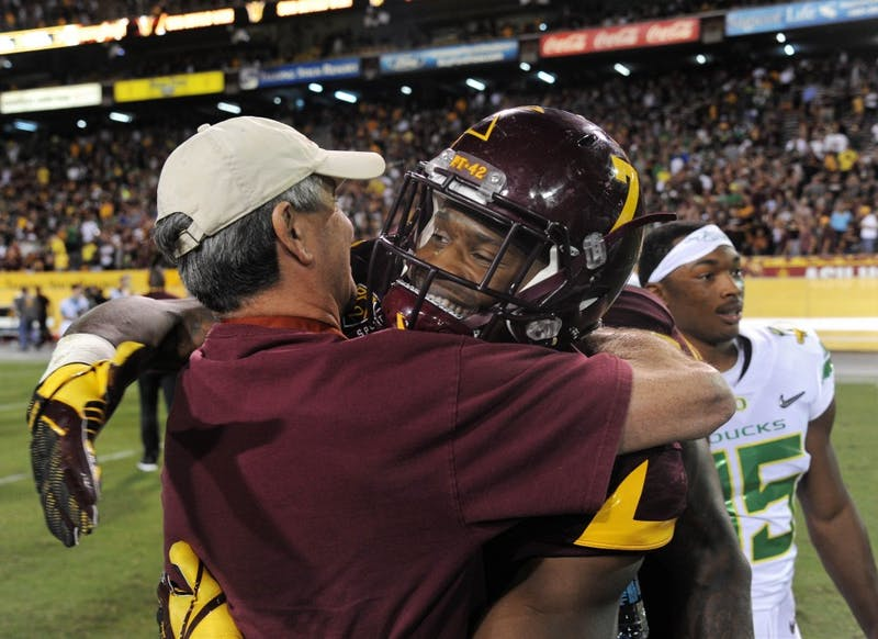 Gallery Recap: ASU defeats Oregon