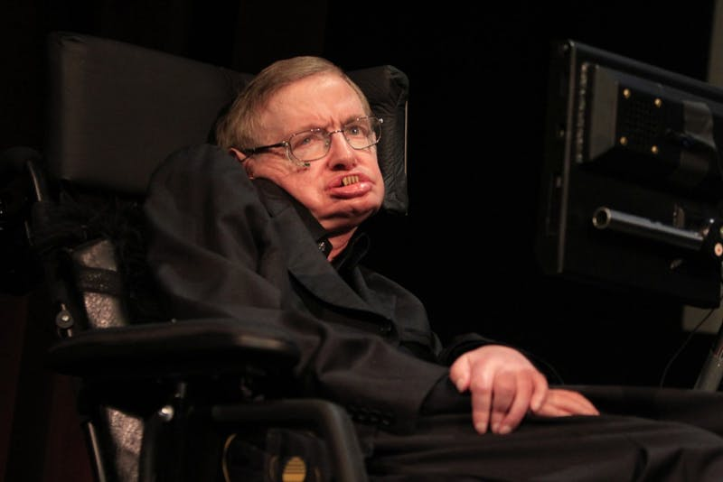 US NEWS SCI-STEPHENHAWKING LA