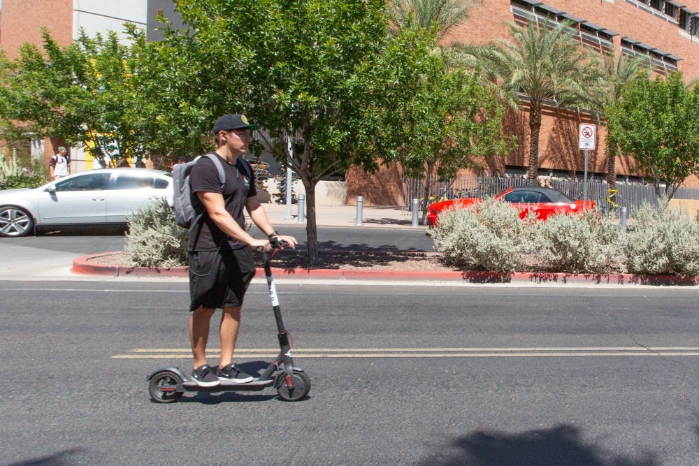 The Pros And Cons Of Electric Dockless Scooters
