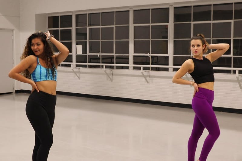 Video: Female ASU students find empowerment through dance