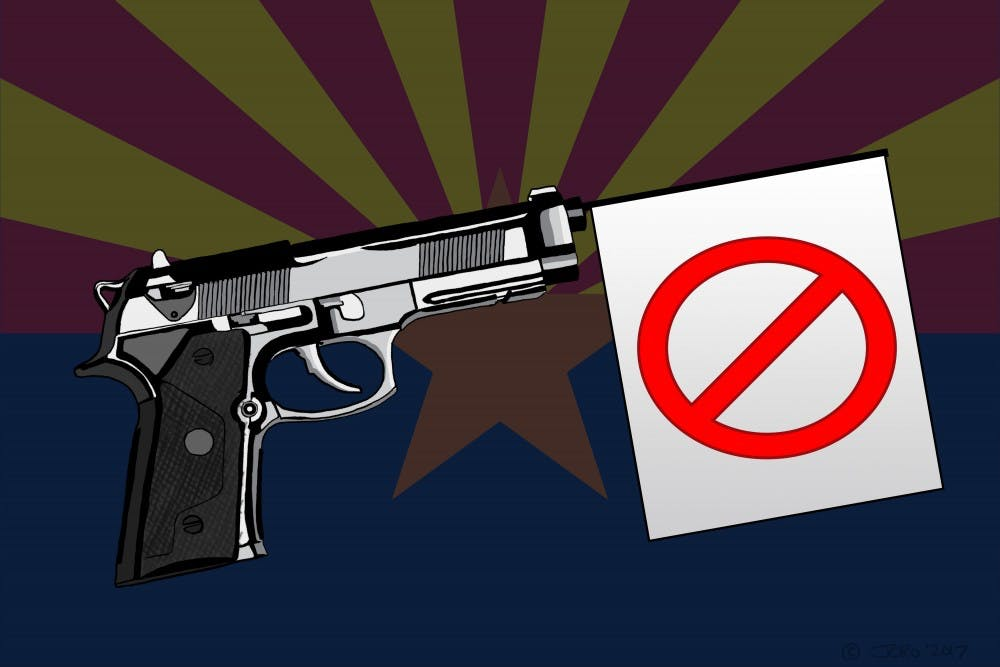 Common sense gun laws are good for Arizona - The State Press