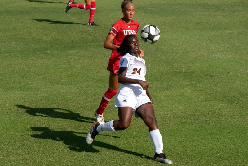 ASU Womens Soccer vs Utah, Sep 27,2019