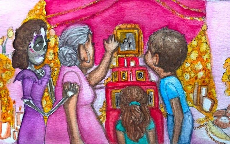 """""""Dia de Los Muertos"""" for Melissa Robbins 10-21-18.jpg"""