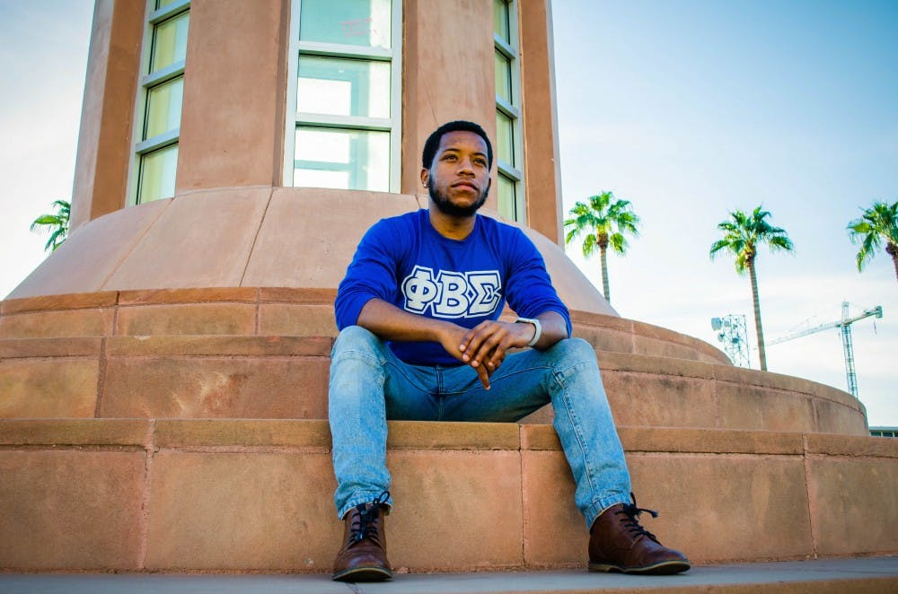 Missing letters: ASU's multicultural Greeks struggle to find a home in the GLV