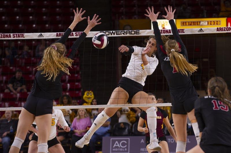 ASU Volleyball vs Stanford-19.JPEG