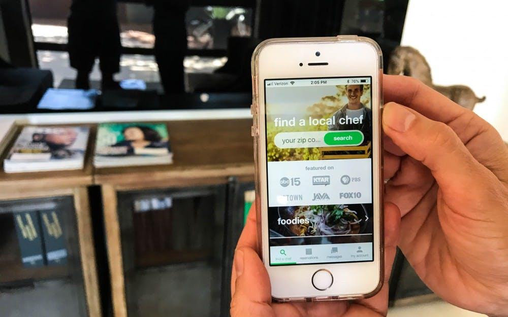 ASU Alumna Creates App To Facilitate Farmtotable Food Experiences - Farm to table app