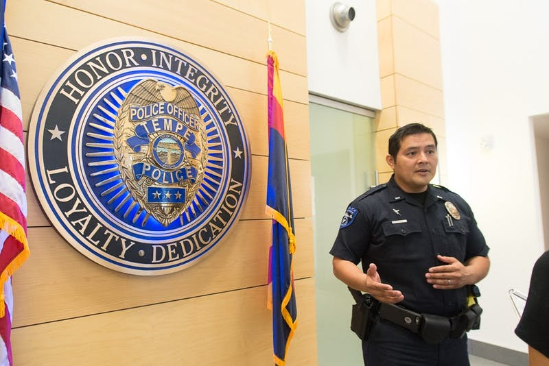 Tempe Police body camera Mike Pooley