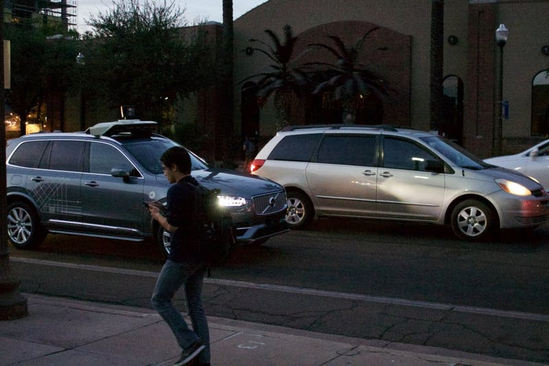 Uber in Tempe