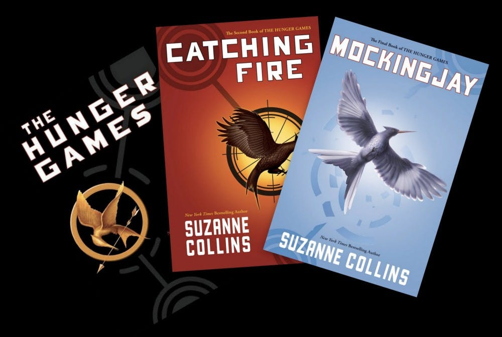 Image result for hunger games series