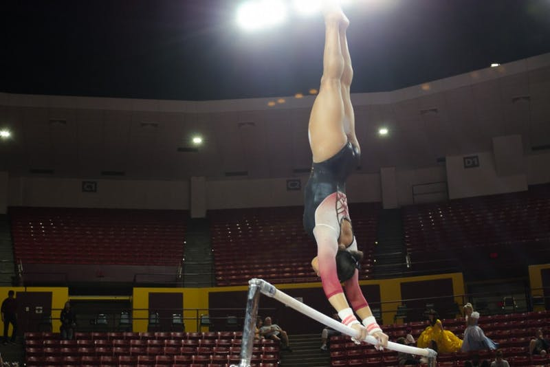 Sun Devil Gymnastics prepare to meet with No. 2 UCLA Bruins