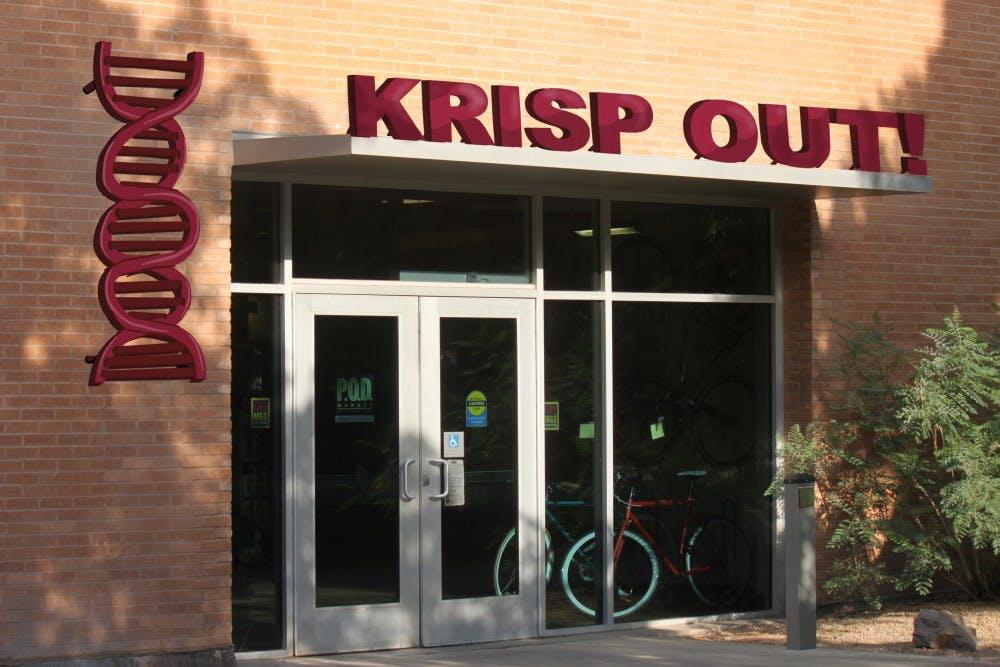 krisp out