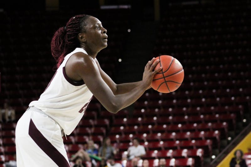 ASU women's basketball brings down Kansas State Wildcats by double digits
