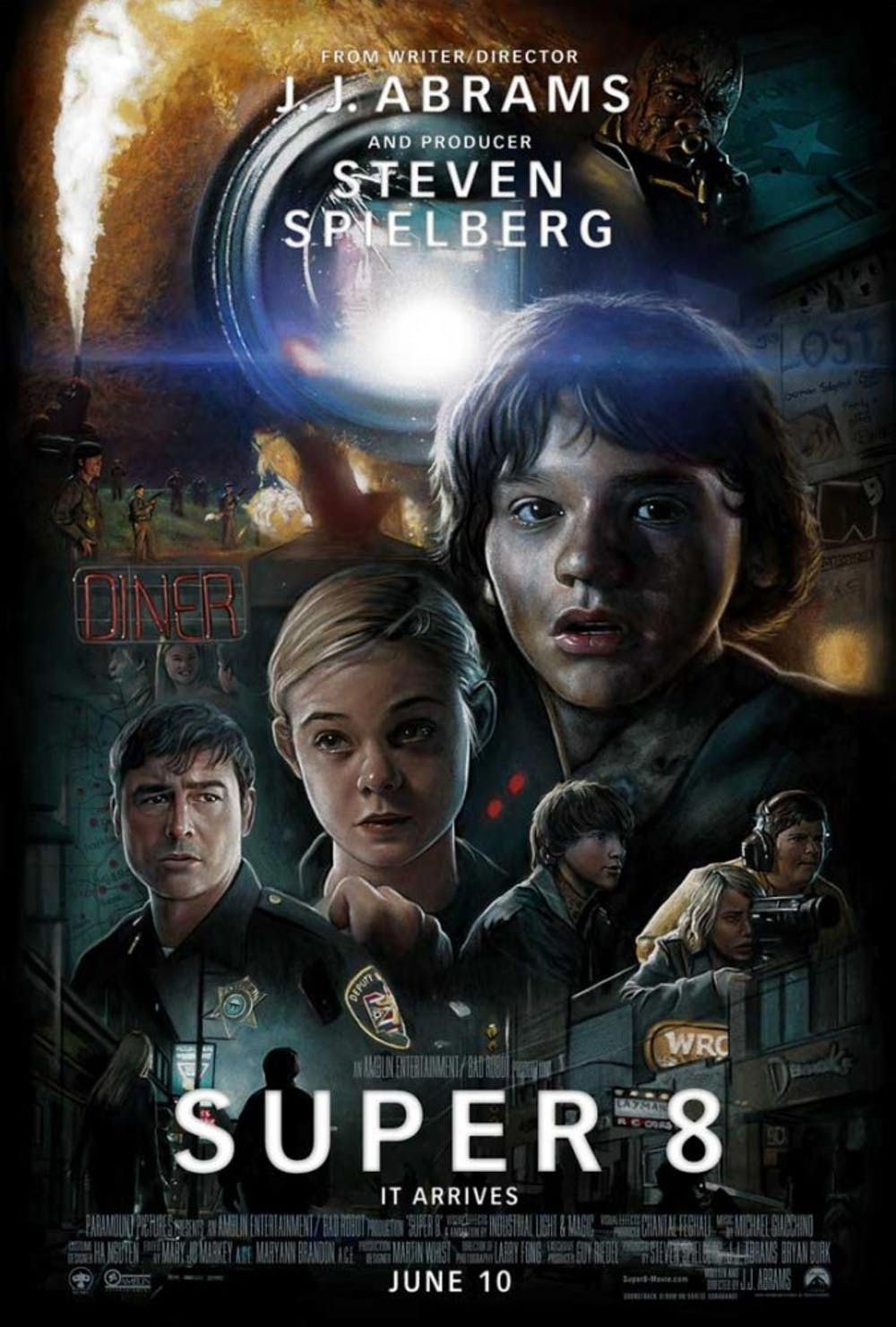 Image result for super 8 jj abrams