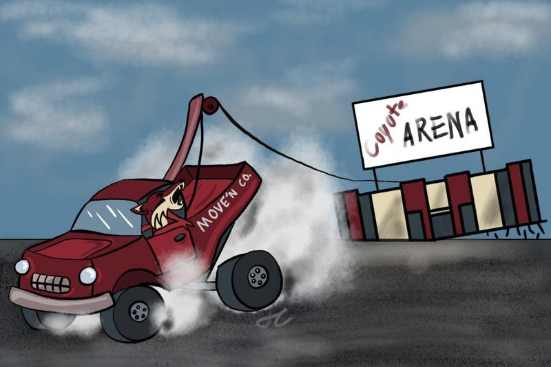 Coyotes Arena Moving
