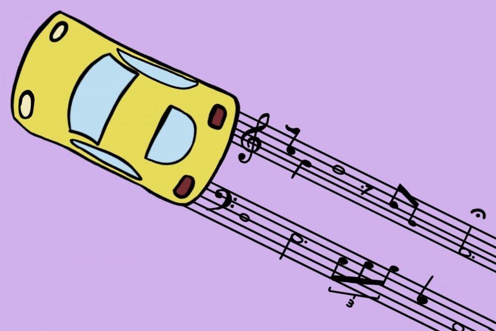 music-car
