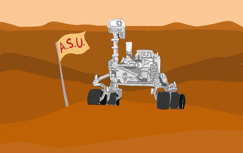 Mars Rover V2