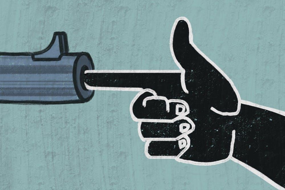 Fingergun-
