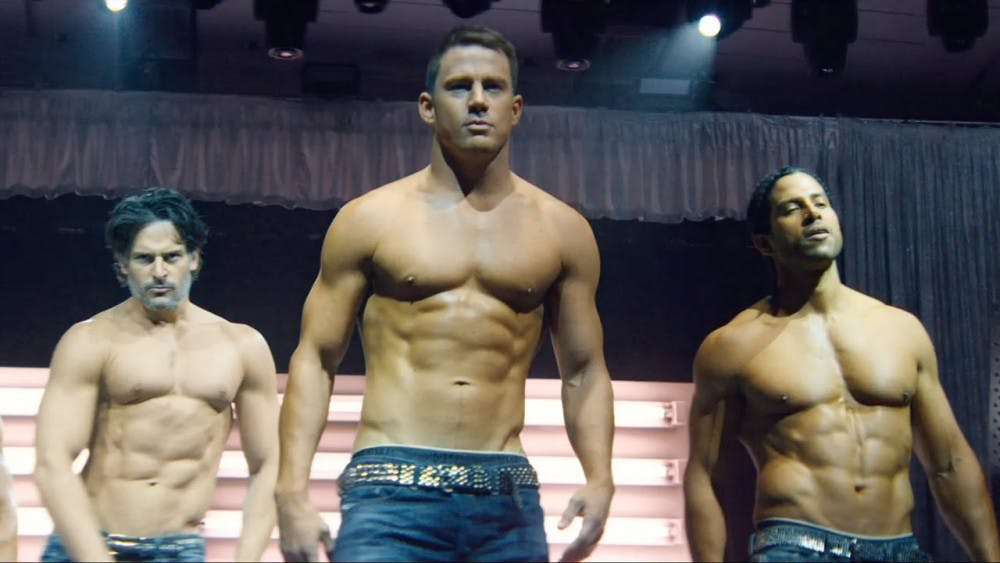 Channing Tatums Glorious Six Pack Isnt Even The Best Part Of