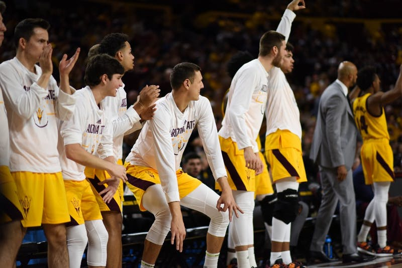 Consistently inconsistent ASU men's basketball looks to gain momentum ahead of tournament
