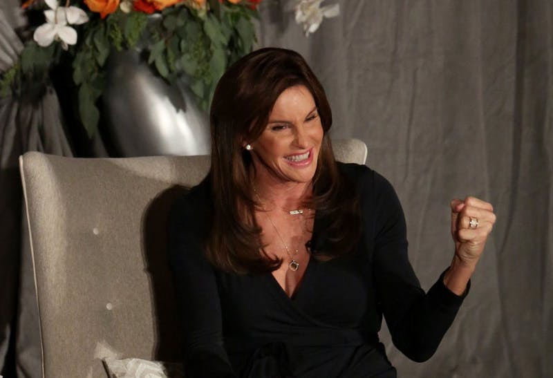 Caitlyn Jenner talks about her life at Chicago House fundraiser