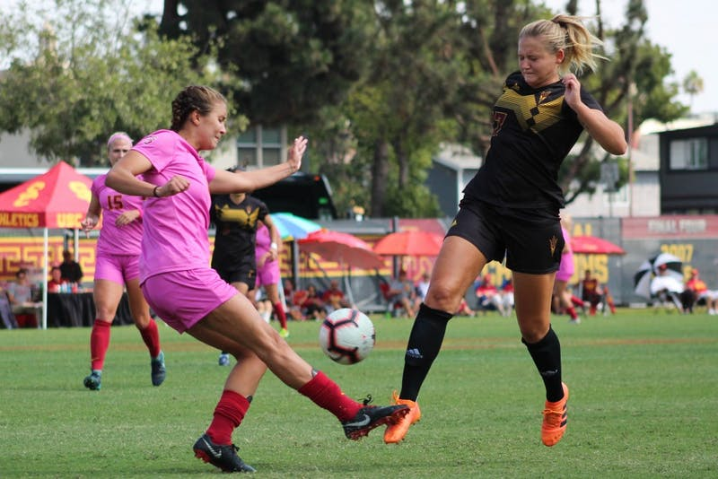ASU Women's Soccer