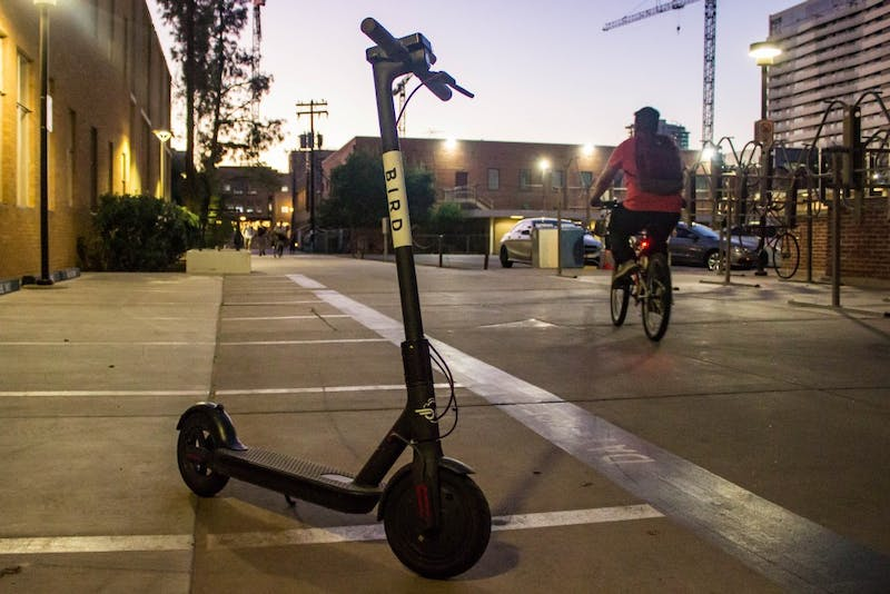 ASU announces next step in dockless scooter ban