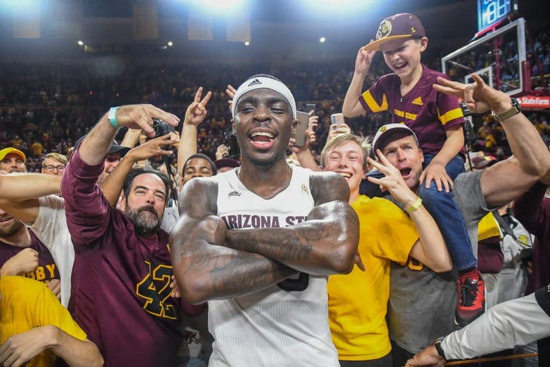 The agony and ecstasy of ASU's maturing men's basketball program