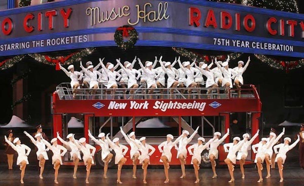 Radio City Christmas Spectacular 2021 Allstate Arena Radio City Rockettes Come To Arizona The State Press