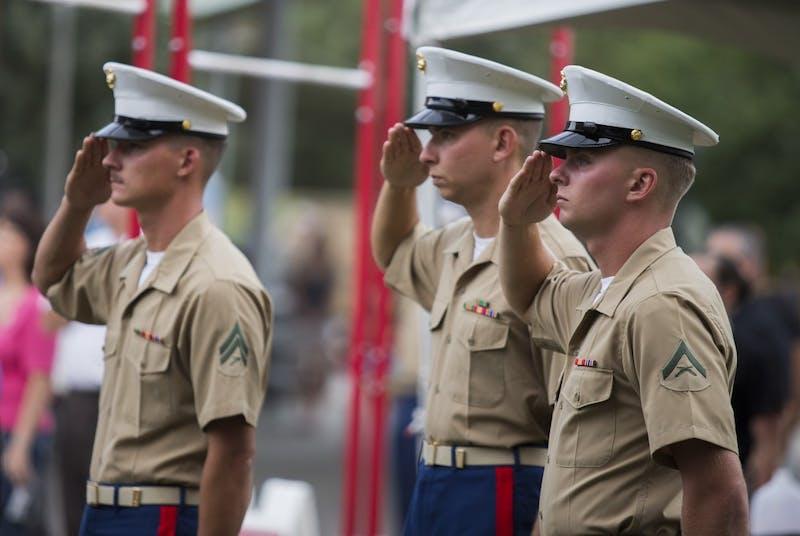 Marine Week 9