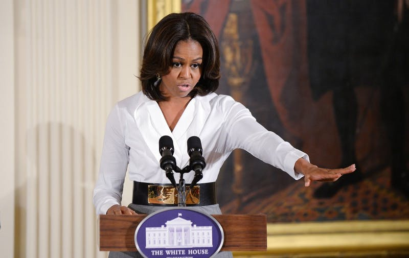 US NEWS WOMEN-CIVILRIGHTS-FIRSTLADY 4 ABA