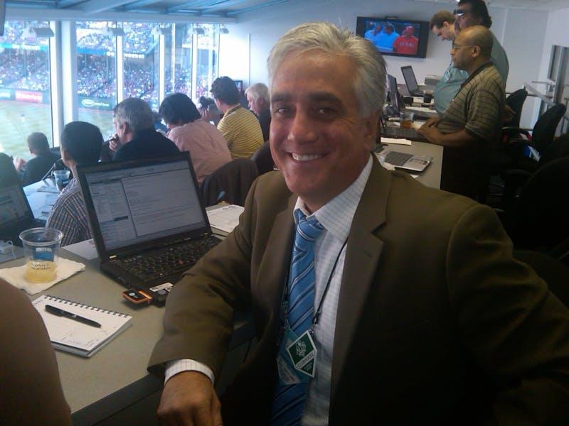 Pedro Gomez is shown in 2010.