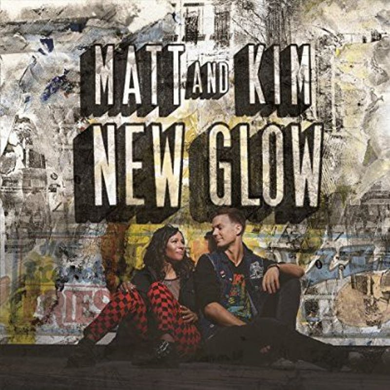 Matt and Kim – New Glow