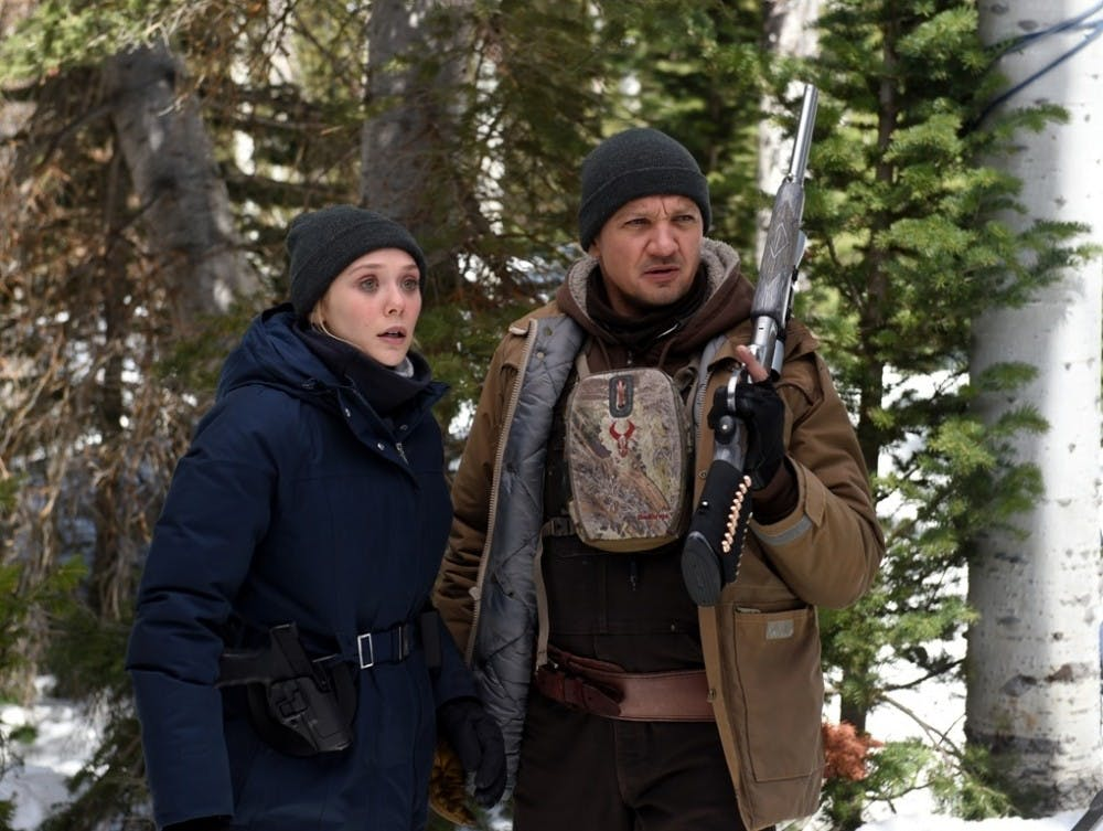 """Riveting """"Wind River"""" reveals powerful relevancy - The State"""