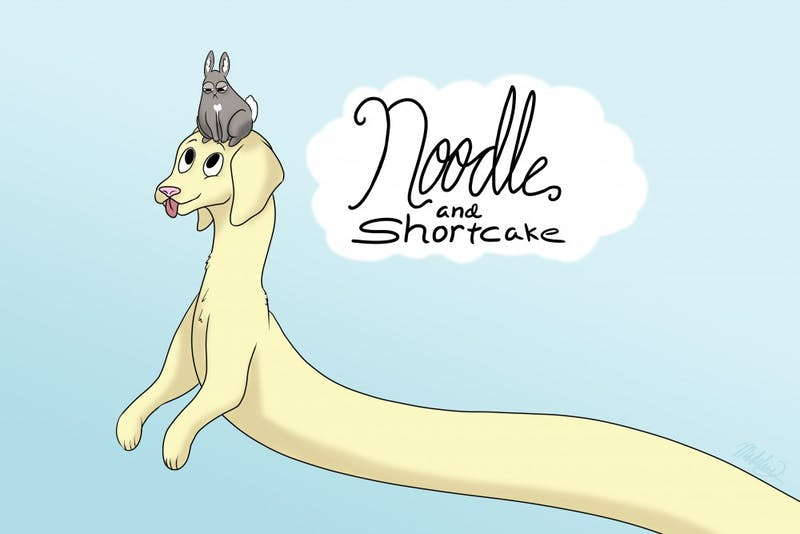 Noodle and shortcake Header