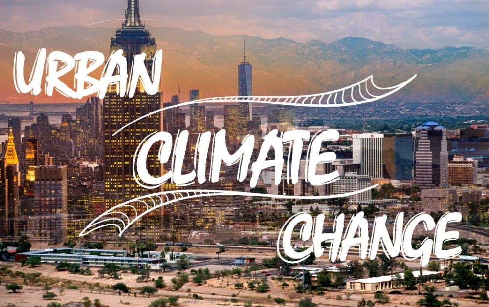 Urban Climate Change
