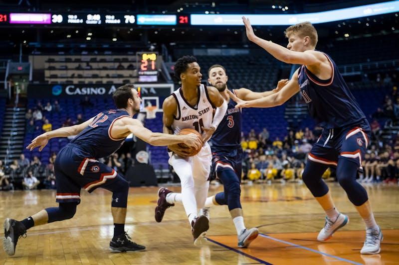 20191218 men's basketball vs Saint Mary's 0138