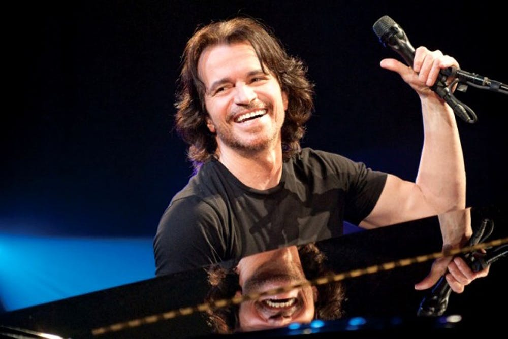 yanni_album_coverage