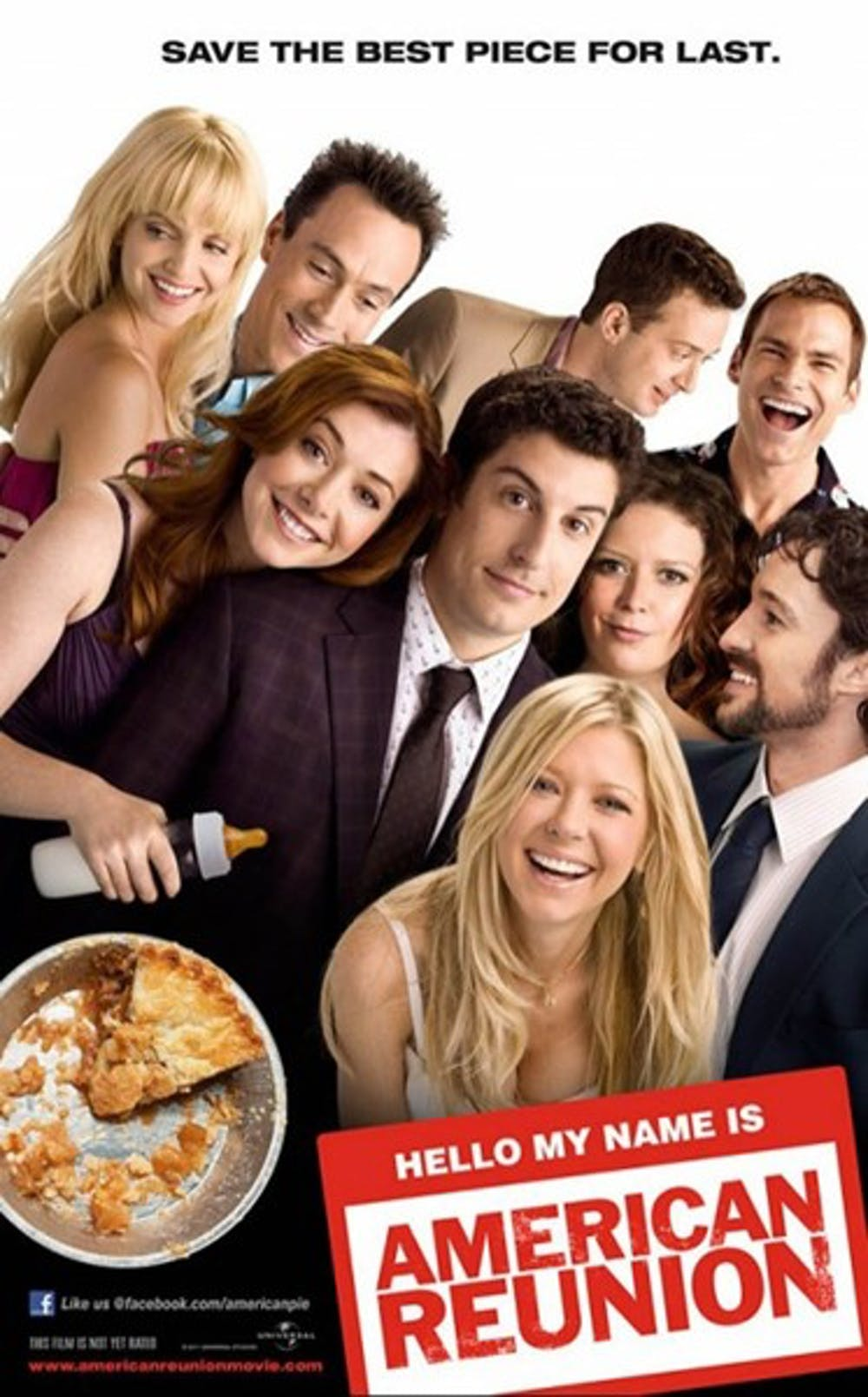 Alyson Hannigan American Pie Hot american reunion' induces outrageous laughs - the state press