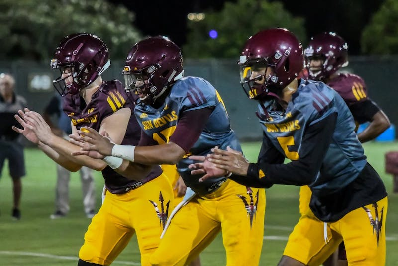 ASU football practice notebook: Day seven of fall camp is in the books