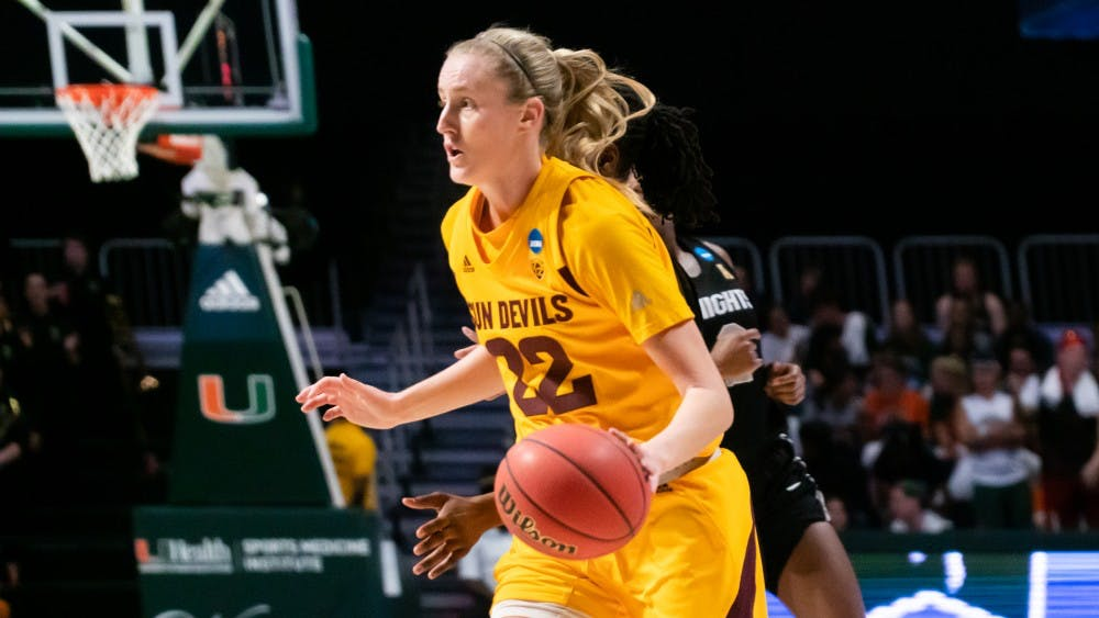 ASU women's basketball beats UCF, heads to NCAA Tournament round two