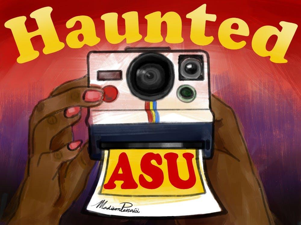 haunted asu