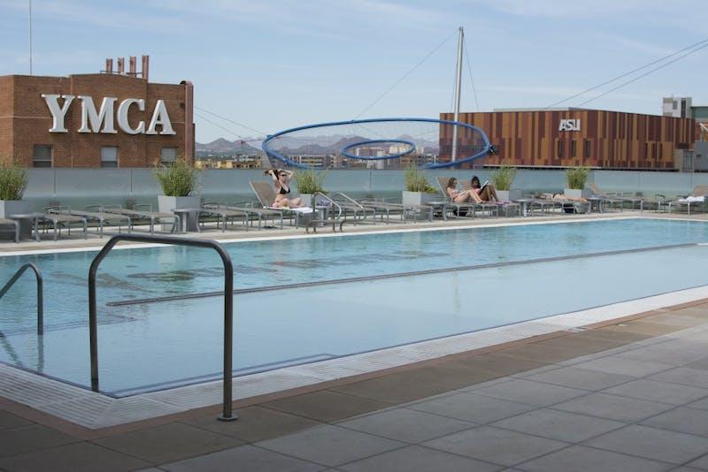 Pool Deck II