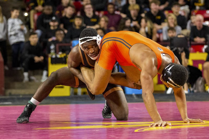 20200117 Wrestling vs Oregon State 0002