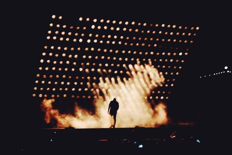 Kanye West Summer Ends