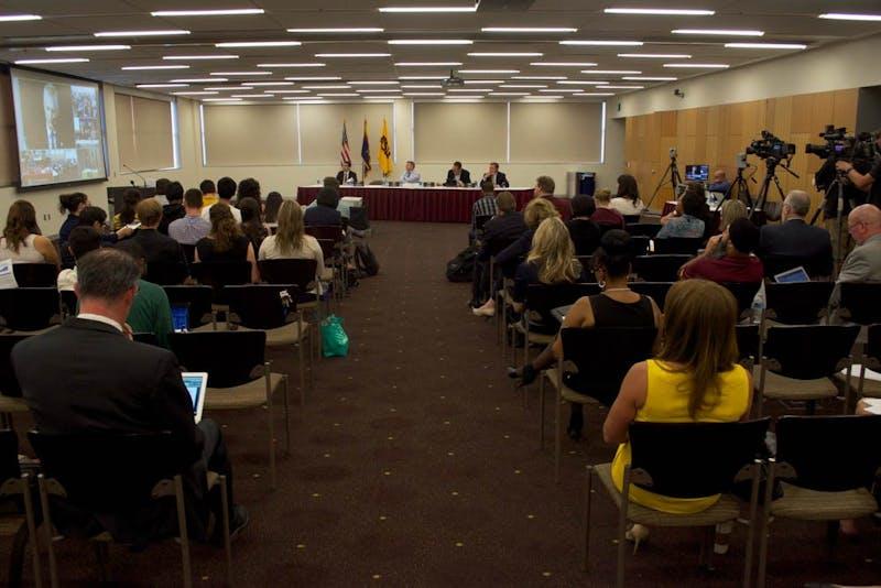 Arizona Board of Regents meeting