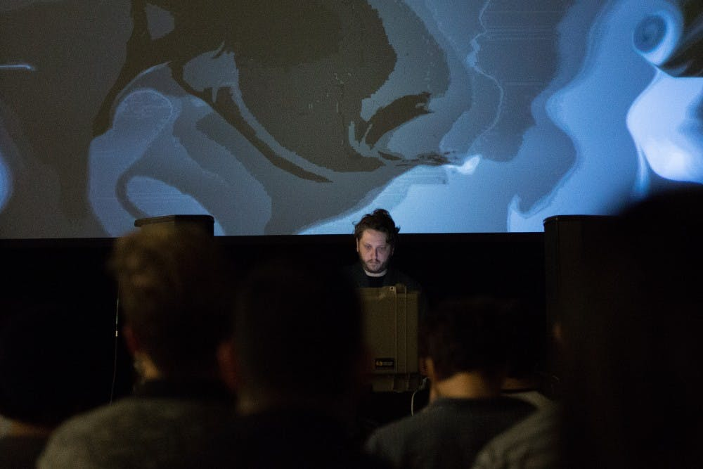 Oneohtrix Point Never brings ambient experimentalism to ASU