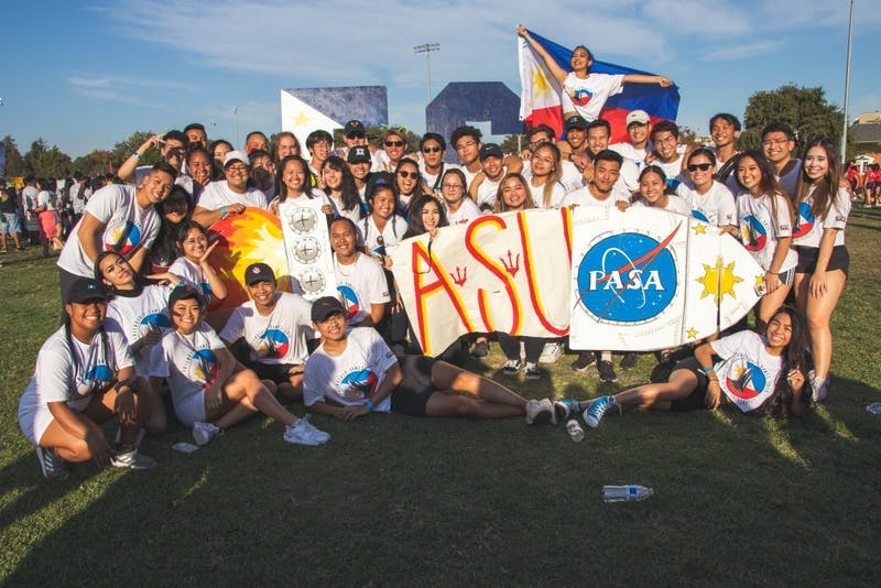 ASU PASA at Friendship Games