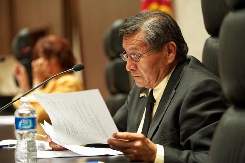 f062cee8bf8 Navajo Nation presidential debate highlights tribal issues - The ...