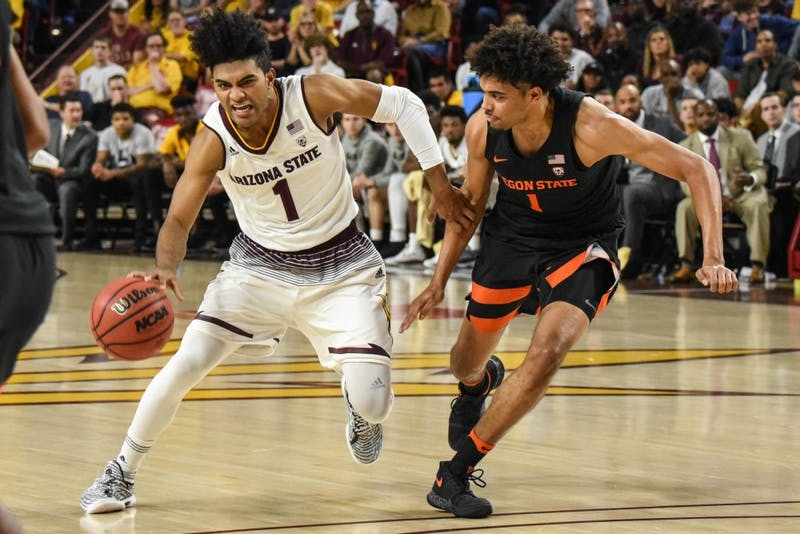 ASU men's basketball has found a star in Remy Martin - The ...