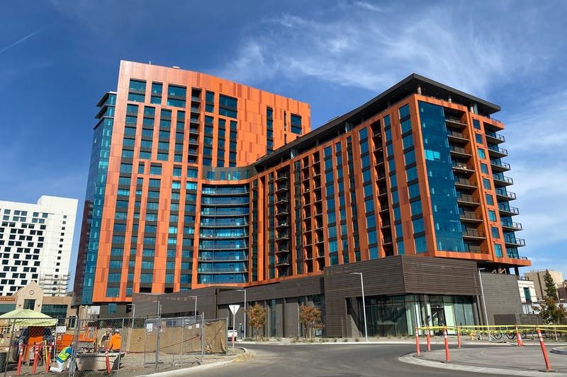A new retirement home on the ASU Tempe campus started to welcome residents on Dec 28